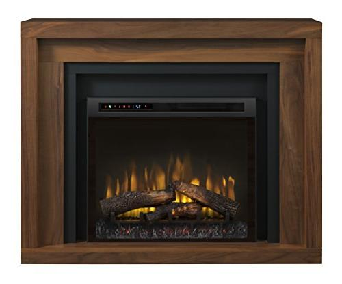 Dimplex and Mantel with Log