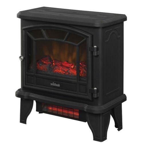 electric fireplace stove 1500 watt infrared heater