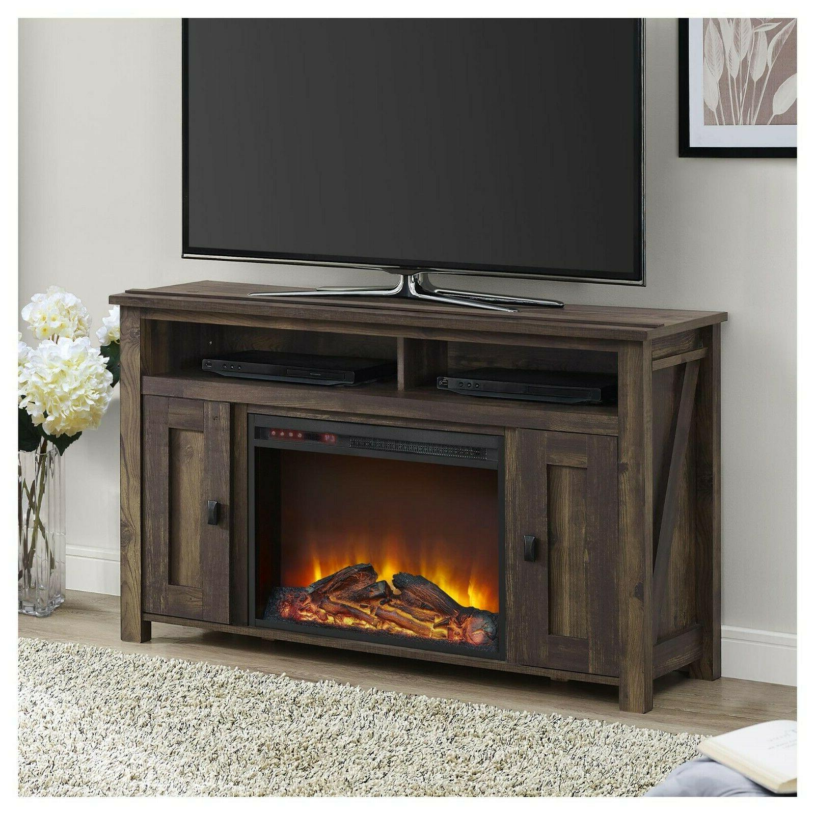 Electric Entertainment Stand Room