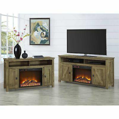 Ameriwood Home Farmington Fireplace TVs