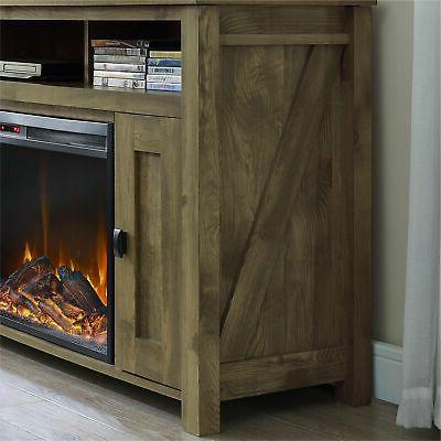 """Fireplace TV Console for TVs 50"""""""