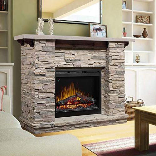 Dimplex Featherston Electric Fireplace Mantel Package GDS26-1152LR