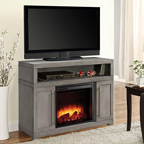 Muskoka 238-152-89 inch Fireplace in Light Weathered
