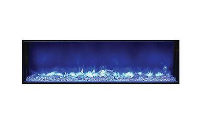 Amantii Fire & Series Fireplace, 50- INCH