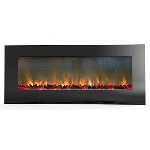 fireside wall mount electric fireplace