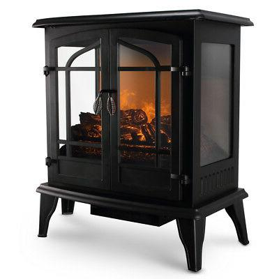 """25"""" Fireplace Infrared Stove"""
