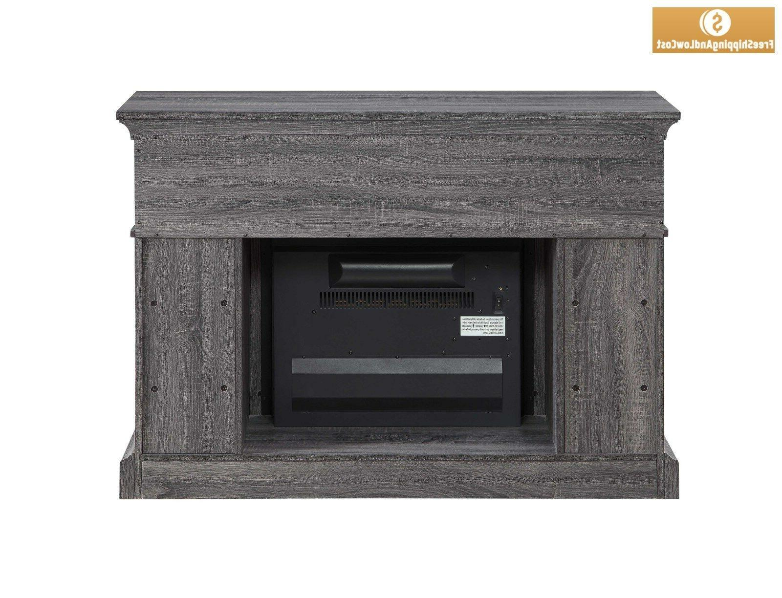 "55"" Fireplace TV Stand"