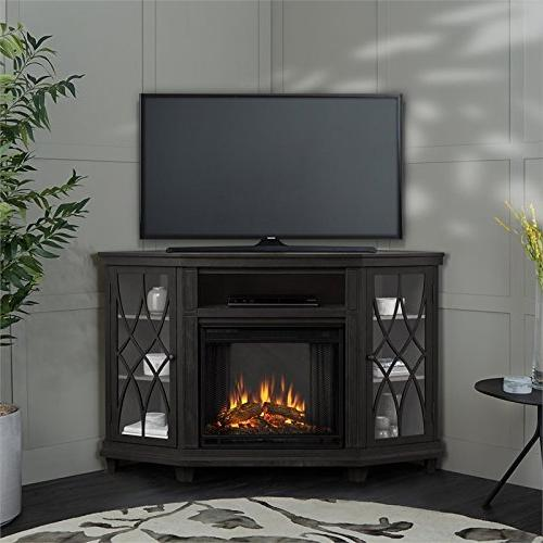Real Flame Lynette Fireplace Gray