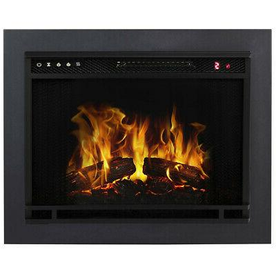 New Regal Inch Electric Fireplace Kit