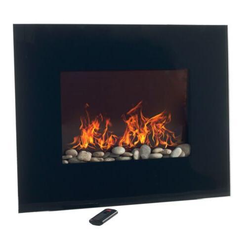Northwest Glass Electric Fireplace x 20 1500W
