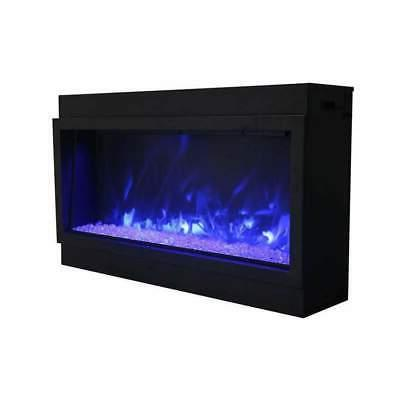 Amantii Panorama 50-In Fireplace -
