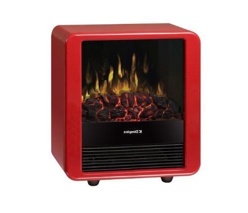 Dimplex Red Mini Cube Electric