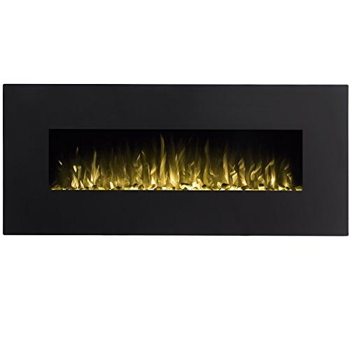 """Regal 50"""" Pebble Electric Better Wood Fireplaces, Gas Log Gas Space Heaters,"""