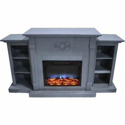 Sanoma Fireplace Display