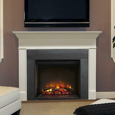 simplifire 30 inch built in electric fireplace