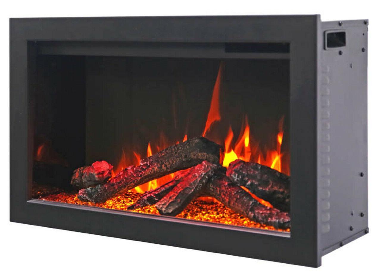 Amantii Electric Fireplace Log Set &