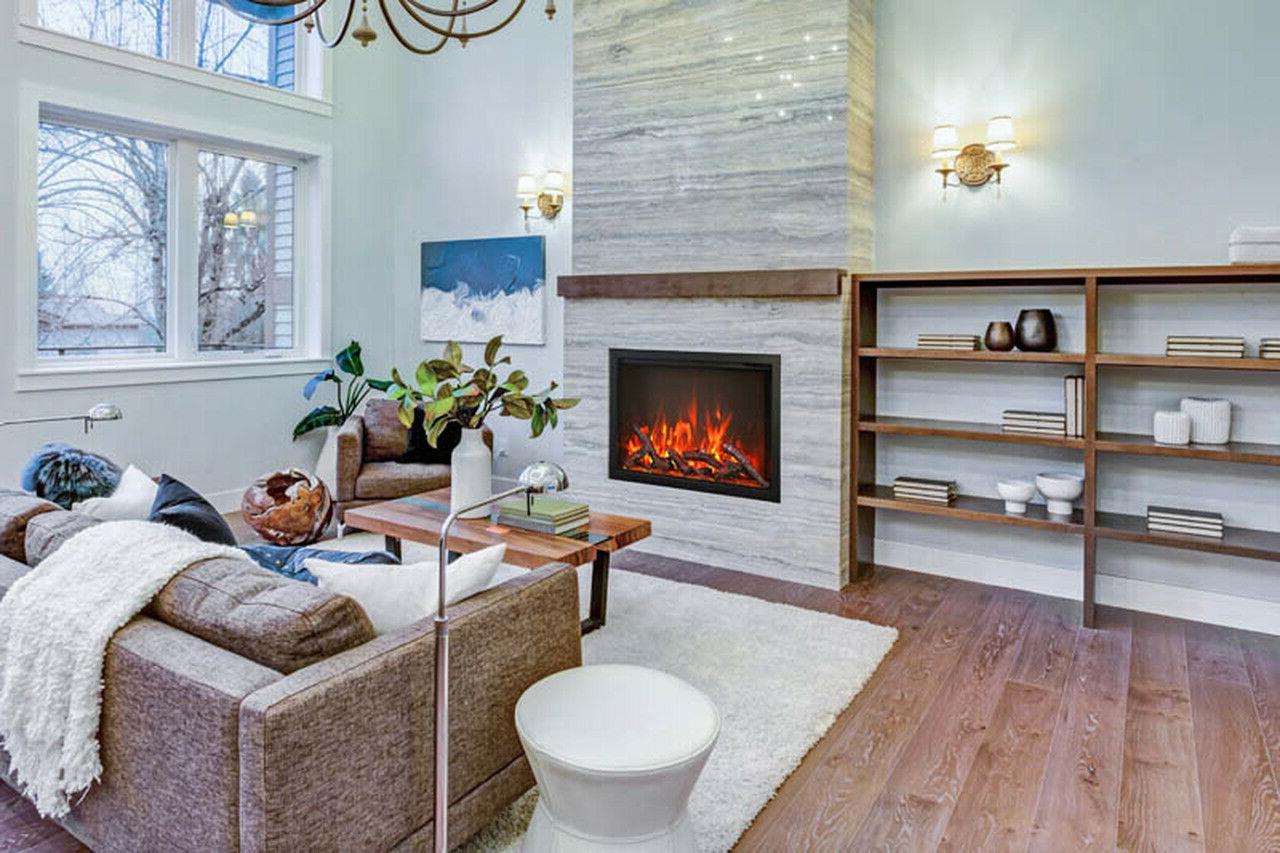 Amantii Electric Fireplace Log Set