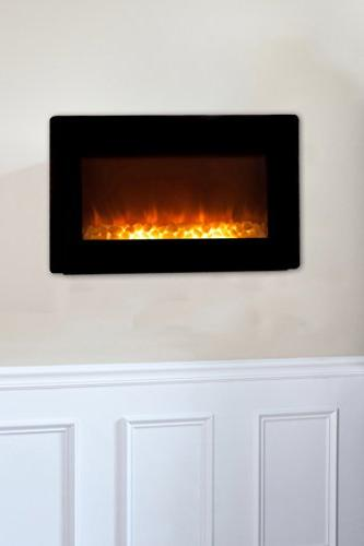 Wall-mounted Fireplace,