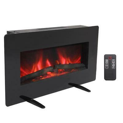 ZOKPO Electric Fireplace Heater Control