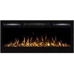 "Regal Flame Lexington 35"" Pebble Built in Wall Ventless Heat"
