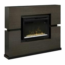 Linwood Electric Fireplace - Acrylic Ice Firebox