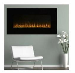 Northwest 36 inch Wall Mounted Electric Fireplace