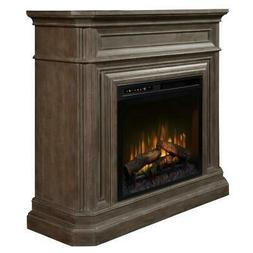 Dimplex Ophelia Mantel Electric Fireplace with Logs