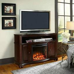 Pleasant Hearth Merrill Media Electric Fireplace, 4,600 BTU
