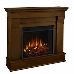 Real Flame Chateau Electric Fireplace - Espresso