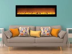 Touchstone 80015 - Sideline Electric Fireplace - 72 Inch Wid