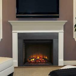 SimpliFire 30-Inch Built-In Electric Fireplace