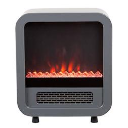 Fire Sense Skyline 1,500 Watt Electric Fireplace Stove