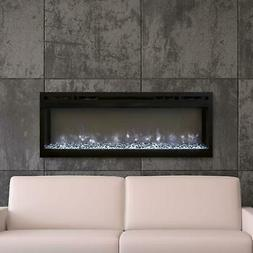 Modern Flames Spectrum 50-Inch Built-In Linear Electric Fire