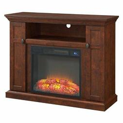 Home Source Industries Tao Electric Fireplace TV Stand