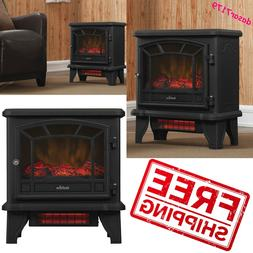 vintage style electric thermostat stove infrared quartz