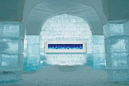 """Amantii WM-BI-72-8123 Modern LED Wall Mount/Built-in 81"""" Wid"""